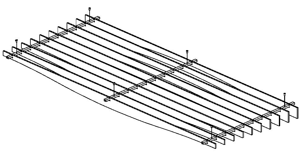 zintra acoustic baffles