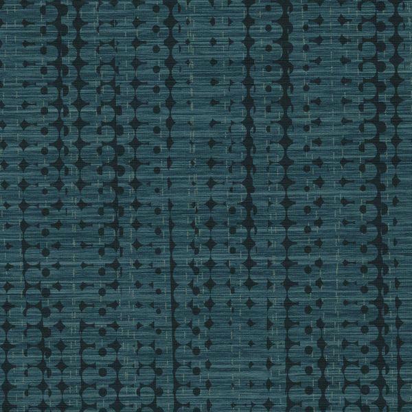 Vinyl Wall Covering Len-Tex Contract Remix Blue Notes