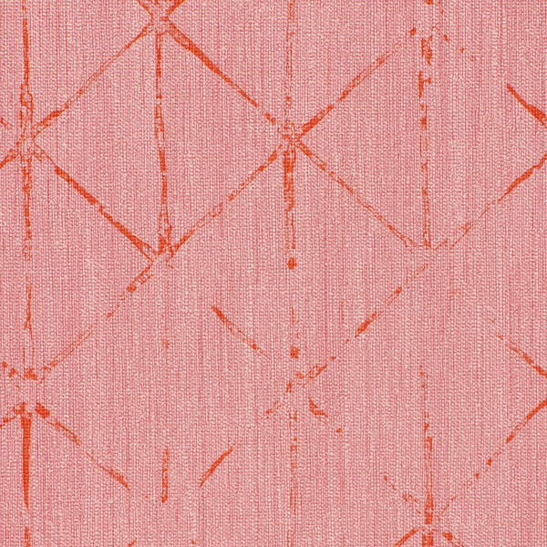 Vinyl Wall Covering Bolta Contract Grate Expectations Pip's Pink