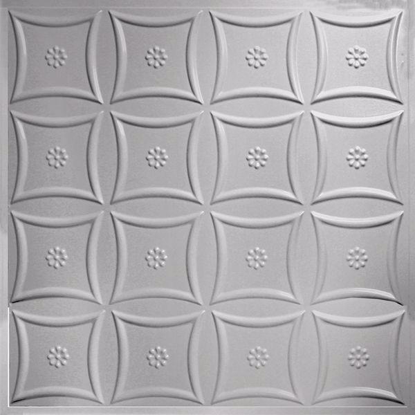 Vinyl Wall Covering Dimension Ceilings Starburst Ceiling Metallic Silver