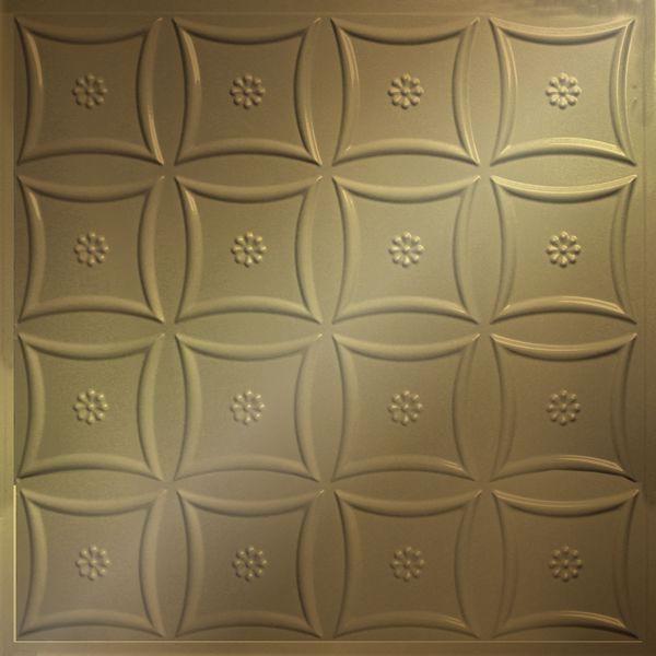 Vinyl Wall Covering Dimension Ceilings Starburst Ceiling Metallic Gold