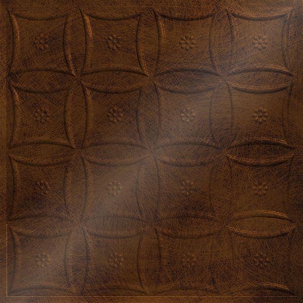 Vinyl Wall Covering Dimension Ceilings Starburst Ceiling Bronze