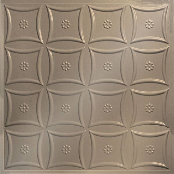Vinyl Wall Covering Dimension Ceilings Starburst Ceiling Almond