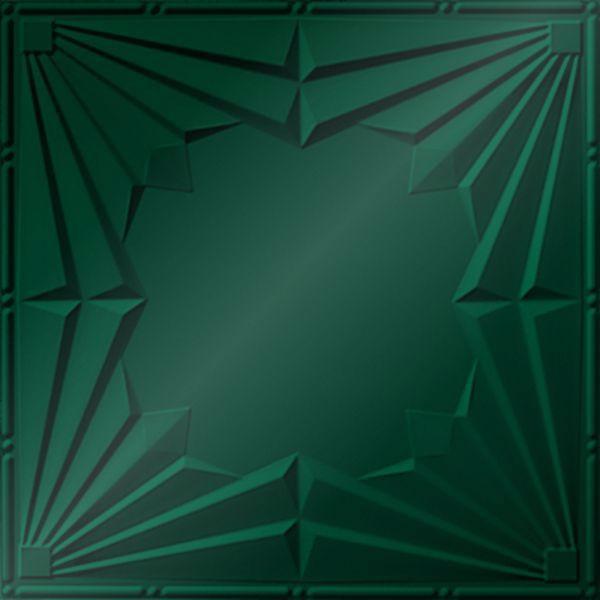 Vinyl Wall Covering Dimension Ceilings Spotlight Ceiling Metallic Green