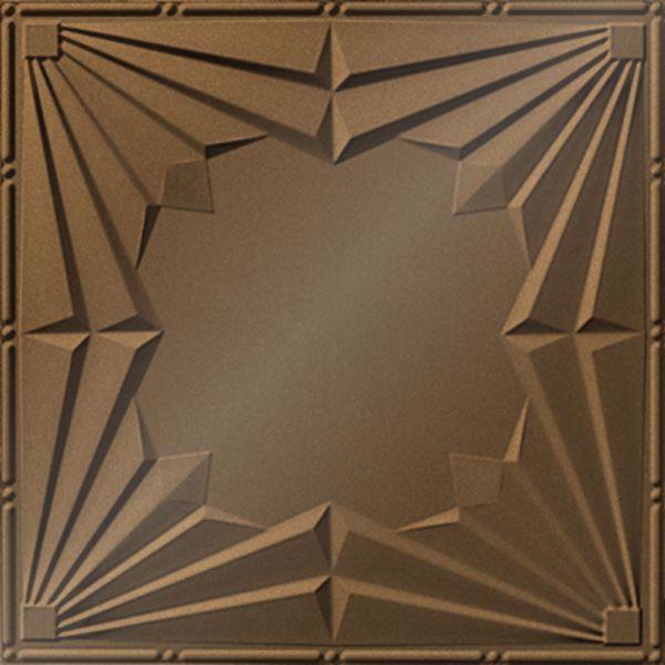 Dimensional Panels Dimension Ceilings Spotlight Ceiling Gold