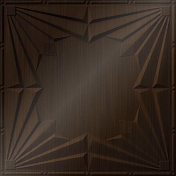 Dimensional Panels Dimension Ceilings Spotlight Ceiling Rubbed Bronze