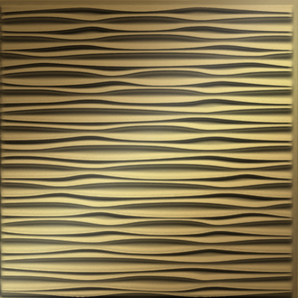 Vinyl Wall Covering Dimension Ceilings Adirondack Ceiling Metallic Gold