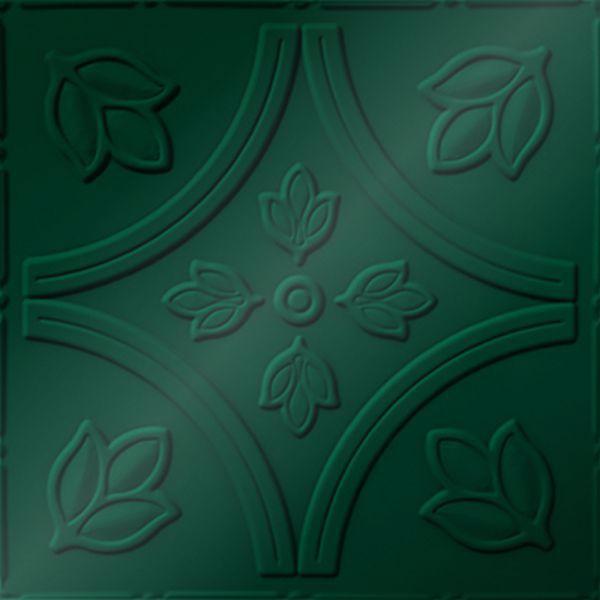 Vinyl Wall Covering Dimension Ceilings Tulip Fields Ceiling Metallic Green
