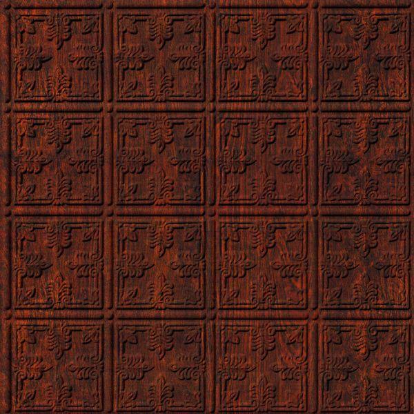 Dimensional Panels Dimension Ceilings Maze Ceiling Walnut