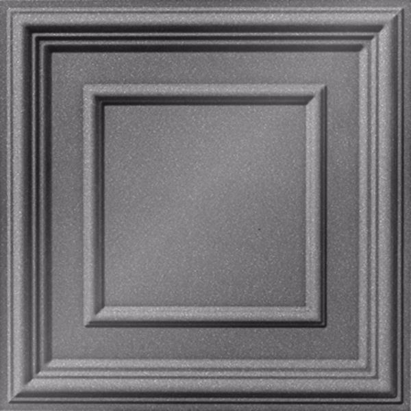 Vinyl Wall Covering Dimension Ceilings Picture Perfect Ceiling Silver