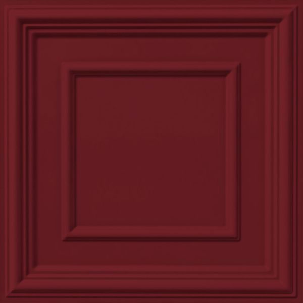 Vinyl Wall Covering Dimension Ceilings Picture Perfect Ceiling Marsala