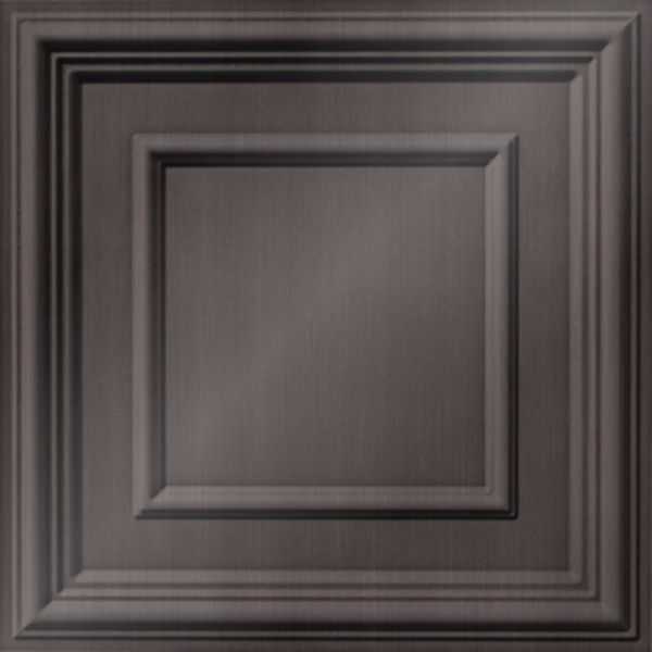 Vinyl Wall Covering Dimension Ceilings Picture Perfect Ceiling Brushed Nickel