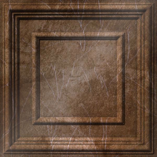 Vinyl Wall Covering Dimension Ceilings Picture Perfect Ceiling Aged Bronze