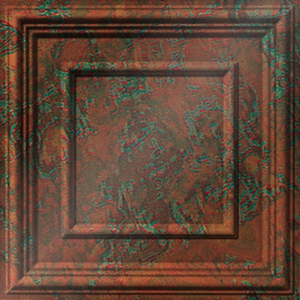 Vinyl Wall Covering Dimension Ceilings Picture Perfect Ceiling Copper Patina