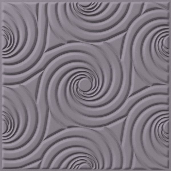 Vinyl Wall Covering Dimension Ceilings Bouquet Ceiling Lilac