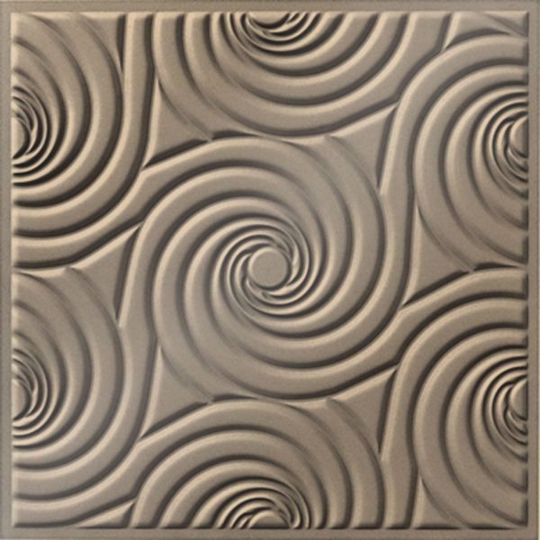 Vinyl Wall Covering Dimension Ceilings Bouquet Ceiling Almond
