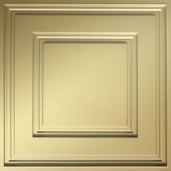Vinyl Wall Covering Dimension Ceilings Cubed Ceiling Metallic Gold