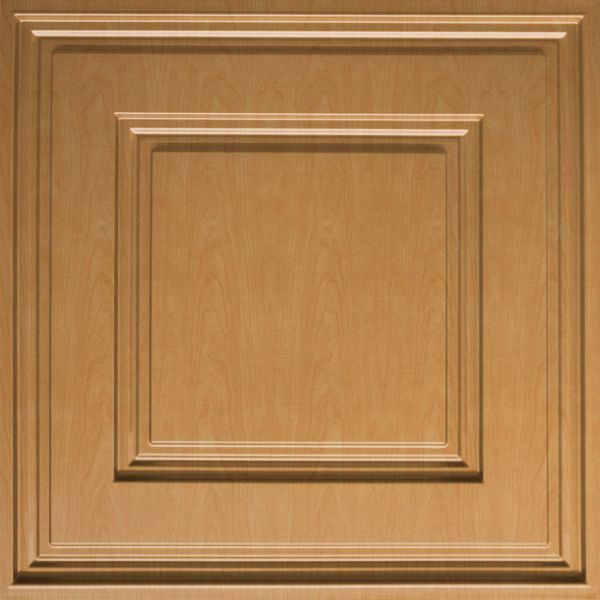 Vinyl Wall Covering Dimension Ceilings Cubed Ceiling Maple