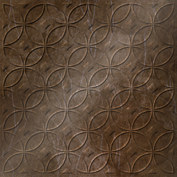 Vinyl Wall Covering Dimension Ceilings Stellar Ceiling Aged Bronze