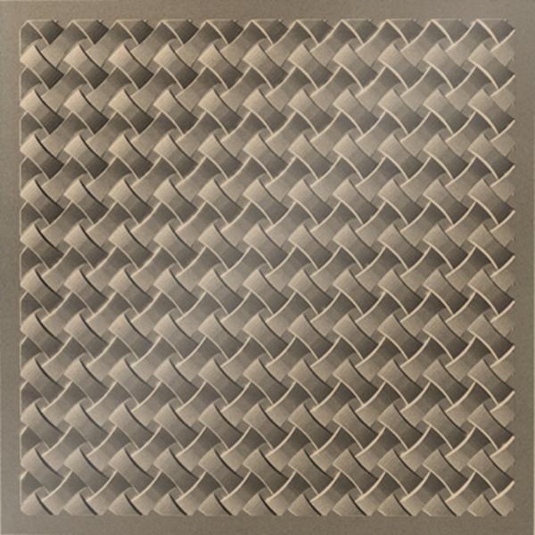 Vinyl Wall Covering Dimension Ceilings Loom Ceiling Almond