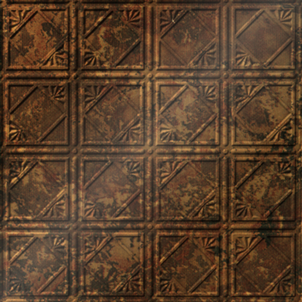 Vinyl Wall Covering Dimension Ceilings Look This Way Ceiling Bronze Patina