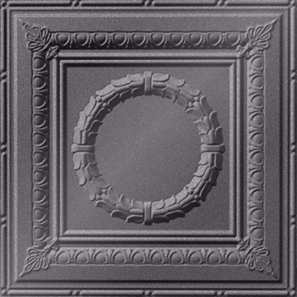 Vinyl Wall Covering Dimension Ceilings Caesar Ceiling Silver