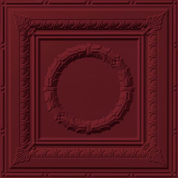 Vinyl Wall Covering Dimension Ceilings Caesar Ceiling Marsala