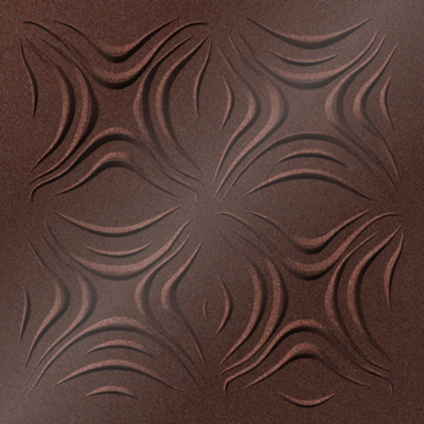 Vinyl Wall Covering Dimension Ceilings Blossom Ceiling Copper