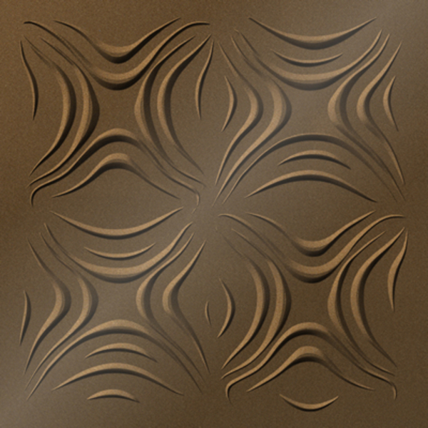 Vinyl Wall Covering Dimension Ceilings Blossom Ceiling Gold