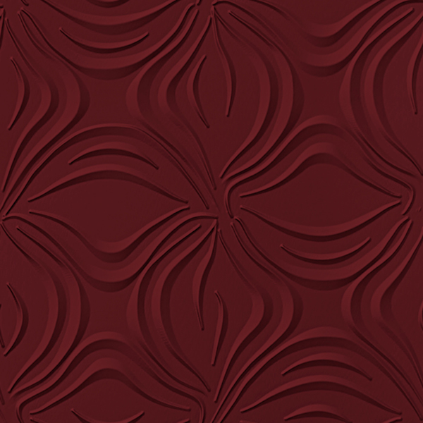 Vinyl Wall Covering Dimension Ceilings Blossom Ceiling Marsala