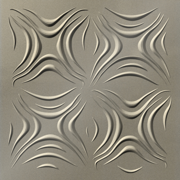 Vinyl Wall Covering Dimension Ceilings Blossom Ceiling Off White