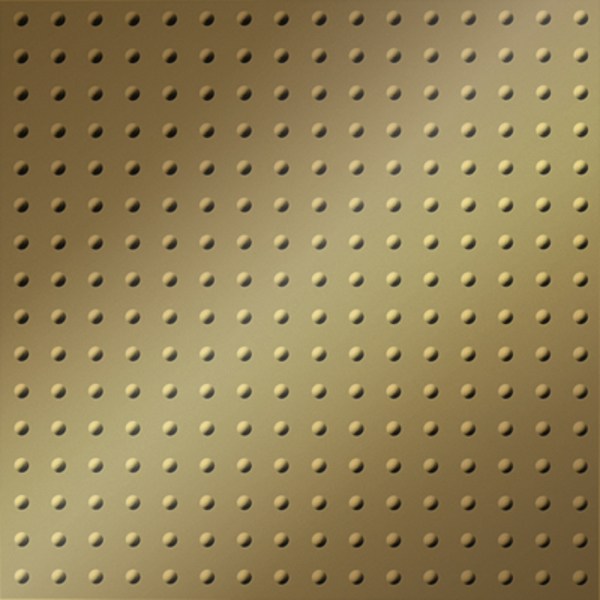 Vinyl Wall Covering Dimension Ceilings Mini Rivet Ceiling Metallic Gold