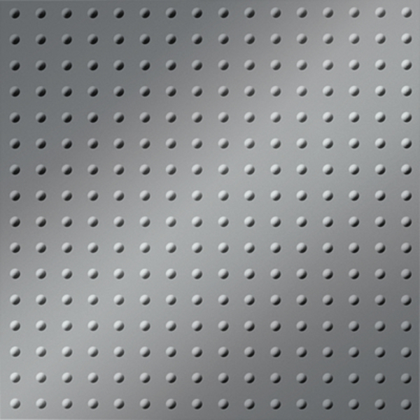 Vinyl Wall Covering Dimension Ceilings Small Rivet Ceiling Metallic Silver