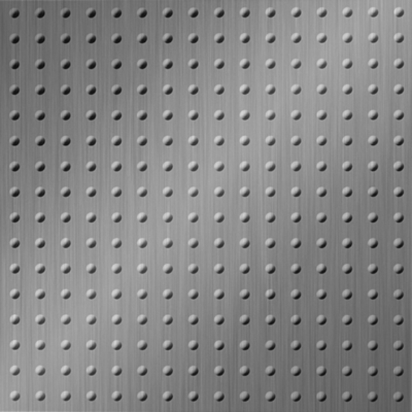 Vinyl Wall Covering Dimension Ceilings Small Rivet Ceiling Brushed Aluminum