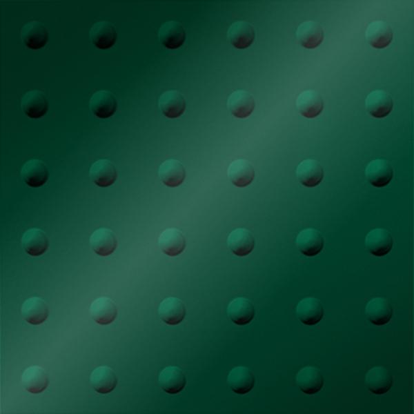 Vinyl Wall Covering Dimension Ceilings Large Rivet Ceiling Metallic Green