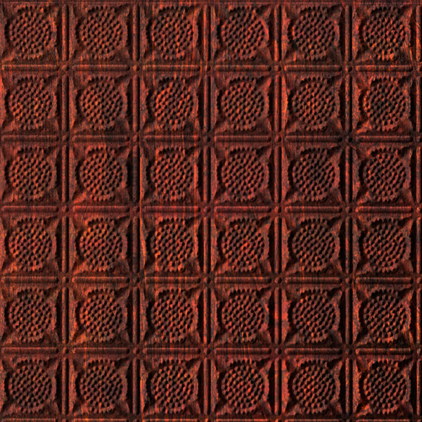 Dimensional Panels Dimension Ceilings Vaulted Ceiling Burgundy Grain