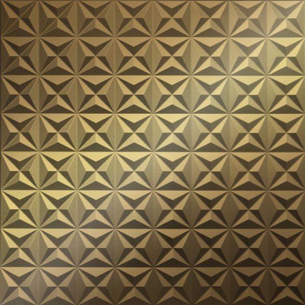 Vinyl Wall Covering Dimension Ceilings Nova Ceiling Metallic Gold