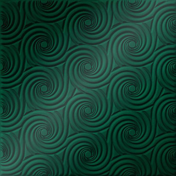 Vinyl Wall Covering Dimension Ceilings Cyclone Ceiling Metallic Green