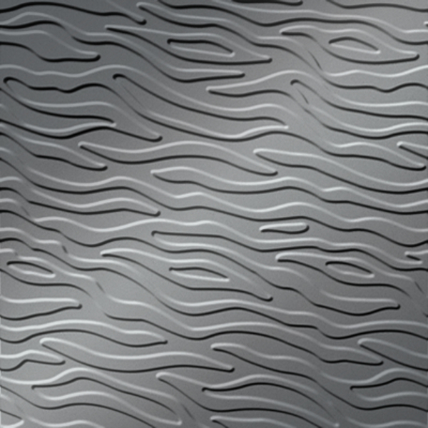 Vinyl Wall Covering Dimension Ceilings Nemo Ceiling Metallic Silver