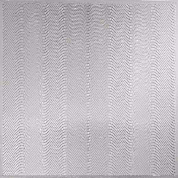 Vinyl Wall Covering Dimension Ceilings Sound Bite Ceiling Metallic Silver