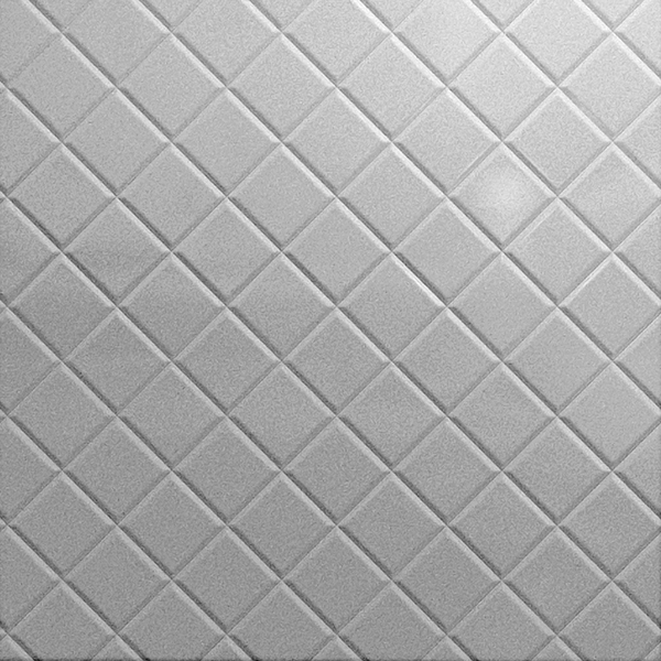Dimensional Panels Dimension Ceilings Ceramic Simplicity Ceiling Metallic Silver