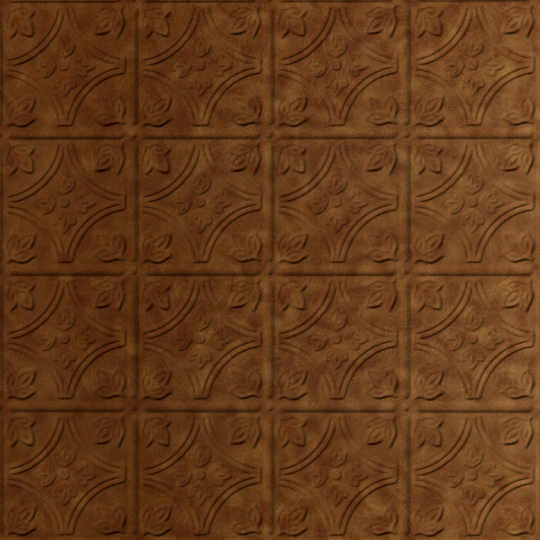 Vinyl Wall Covering Dimension Ceilings Kaleidoscope Ceiling Antique Bronze