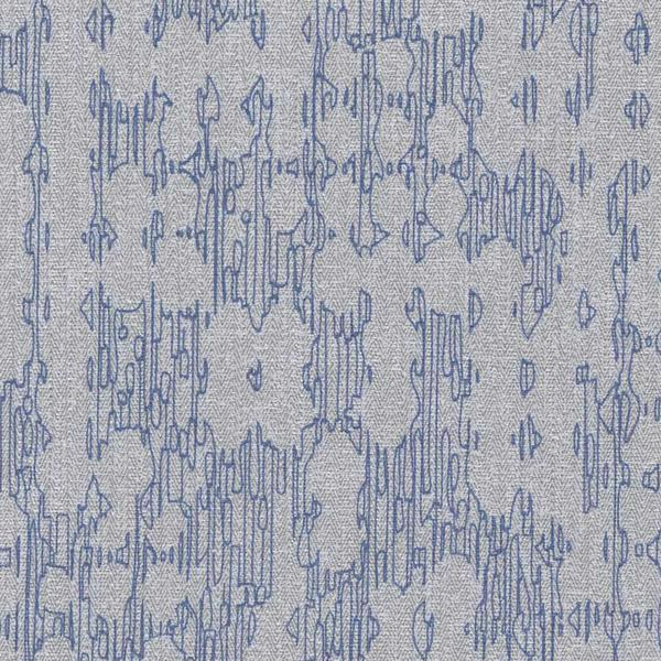 Vinyl Wall Covering Design Gallery Viva La Art Sketchbook Cobalt