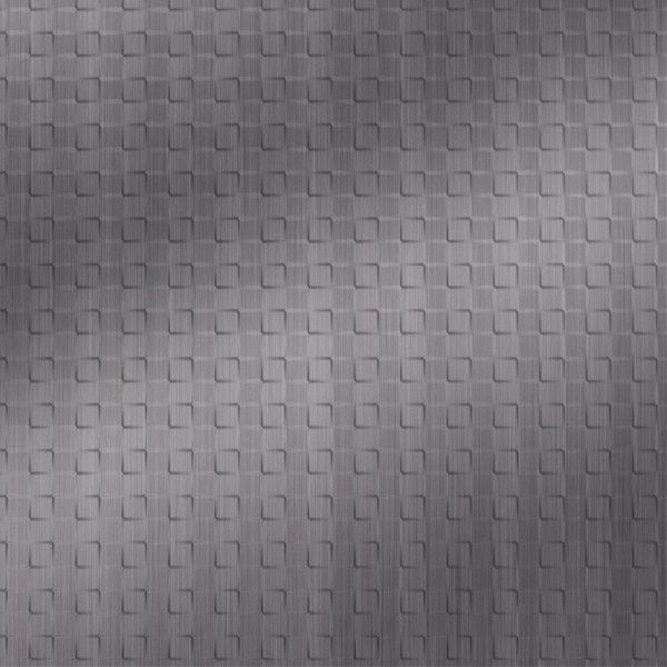 Vinyl Wall Covering Dimension Walls Expanded Metro Brushed Stainless