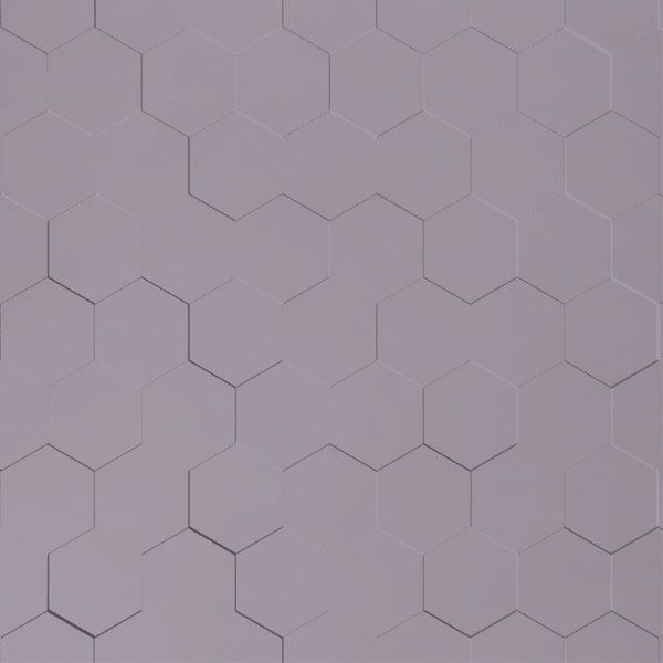 Dimensional Panels Dimension Walls Honeycomb Lilac