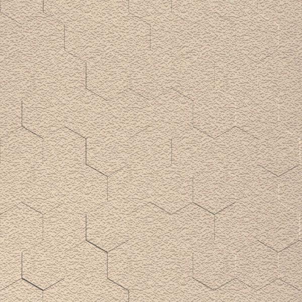 Vinyl Wall Covering Dimension Walls Honeycomb Eccoflex Beige