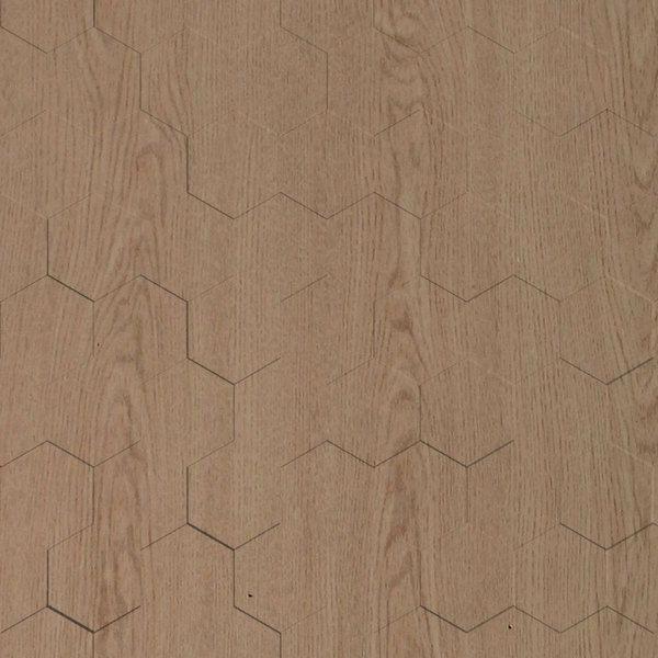 Vinyl Wall Covering Dimension Walls Honeycomb Light Oak