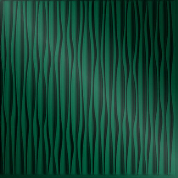 Vinyl Wall Covering Dimension Walls Adirondack Vertical Metallic Green