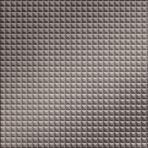 Vinyl Wall Covering Dimension Walls Aleutian Brushed Nickel