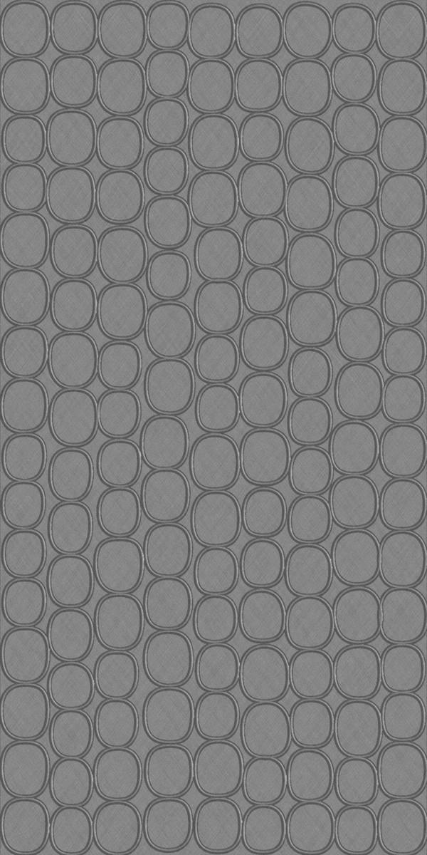 Vinyl Wall Covering Dimension Walls Elliptical Silver Crosshatch